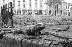 Amsterdam lizards