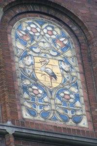 Stork ancient