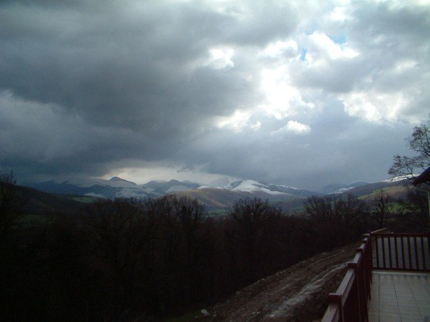 The daunting prospect of the Pyrenees