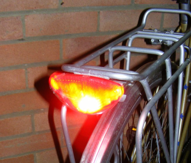 Season of bike lights